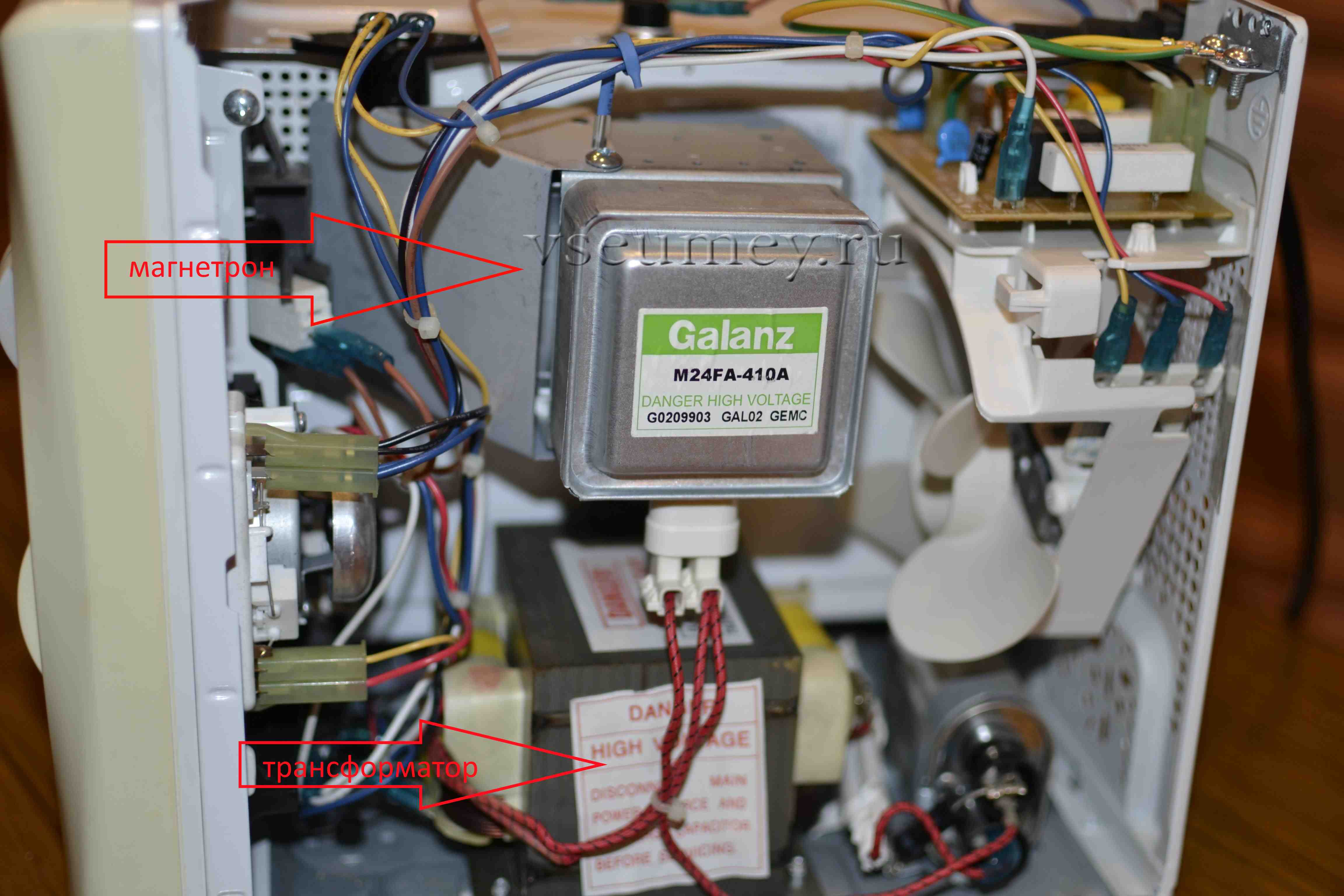 Микроволновая печь мулинекс ремонт своими руками 67